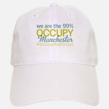 Occupy Manchester Baseball Baseball Cap