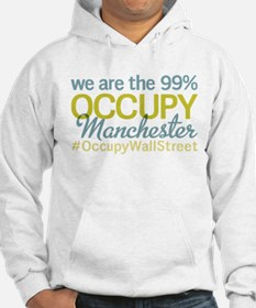 Occupy Manchester Hoodie