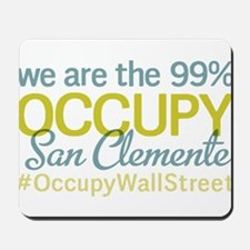 Occupy San Clemente Mousepad