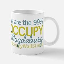 Occupy Magdeburg Small Small Mug