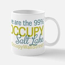 Occupy Salt Lake City Small Small Mug