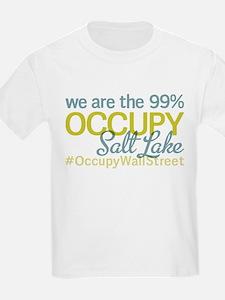 Occupy Salt Lake City T-Shirt