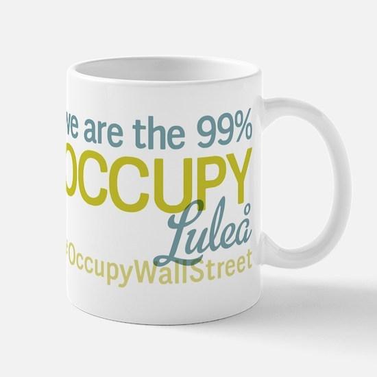 Occupy Luleå Mug
