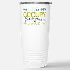 Occupy Saint Simons Island Stainless Steel Travel