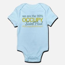 Occupy Saint Paul Infant Bodysuit
