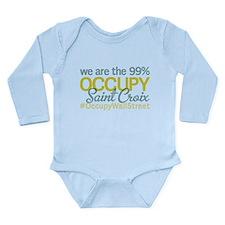Occupy Saint Croix Falls Long Sleeve Infant Bodysu