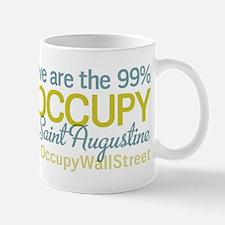 Occupy Saint Augustine Mug