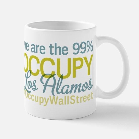 Occupy Los Alamos Mug