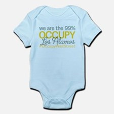 Occupy Los Alamos Infant Bodysuit