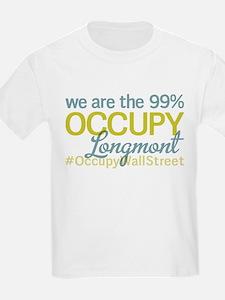 Occupy Longmont T-Shirt