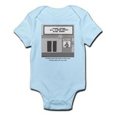 Double Feature Infant Bodysuit