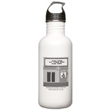 Double Feature Water Bottle