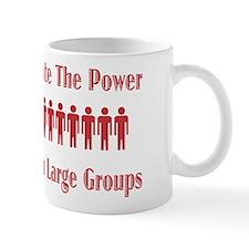 Never Underestimate Mug