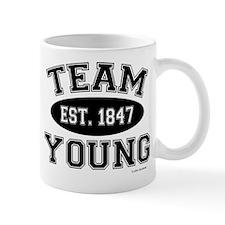 Team Young Mug