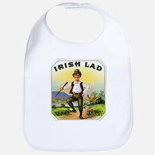 Irish Lad Cigar Label Bib