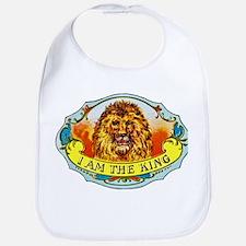Lion King Cigar Label Bib