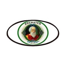 Socrates Cigar Label Patches