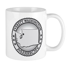 Everett Washington Mug