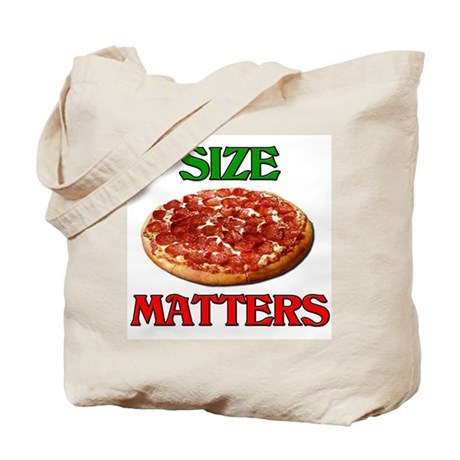 Size Matters Tote Bag