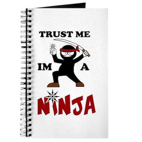 Trust Me Im a Ninja Journal