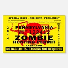 PA Zombie Hunting Permit (10 Pack)