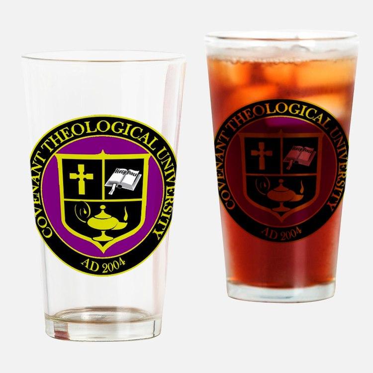 Cute Seminary Drinking Glass