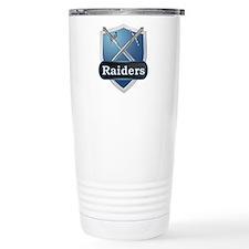 Raiders Travel Coffee Mug