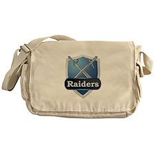 Raiders Messenger Bag