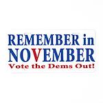 Vote Republican 2010 Aluminum License Plate