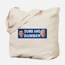 Anti obama bumper stickers Tote Bag