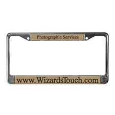 Promotion License Plate Frame