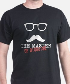 'Master Of Disguise' T-Shirt