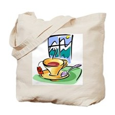 Tea2 Tote Bag