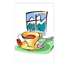 Tea2 Postcards (Package of 8)