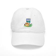 Tea2 Baseball Cap