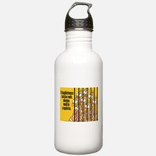 Vegetarian Vegan Water Bottle