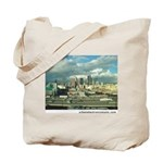 LA Skyline Tote Bag.