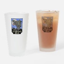 Slaughtered Lamb Drinking Glass