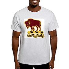 DUI - 4th Sqdrn - 10th Cavalry Regt T-Shirt