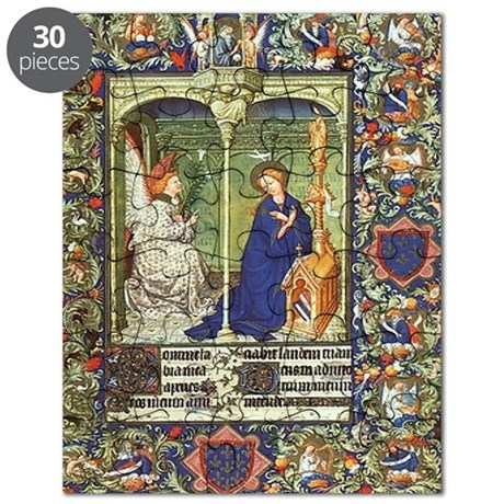 The Annunciation Puzzle