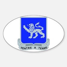 DUI - 1st Bn - 68th Armor Regt Decal