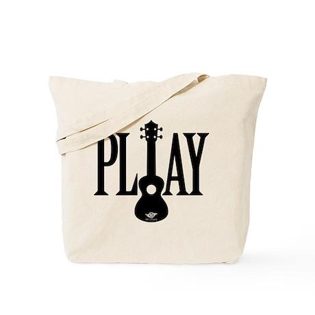 PLAY Ukulele Tote Bag