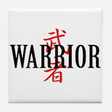 Warrior Tile Coaster