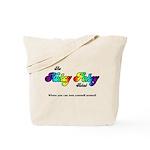 Hokey Pokey Rehab Tote Bag