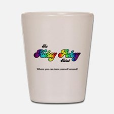 Hokey Pokey Rehab Shot Glass