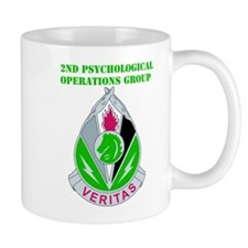 DUI-2ND PSYCHOLOGICAL OPERATIONS GROUP WITH TEXT M