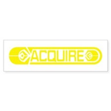 "Acquire ""Ferengi Alliance"" Bumper Sticker"