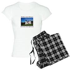 Admiralty Head Inlet Lighthou Pajamas