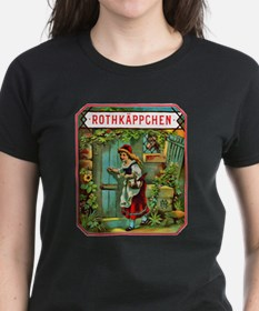 Red Riding Hood Cigar Label Tee