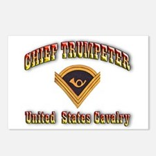 Chief Trumpeter Postcards (Package of 8)